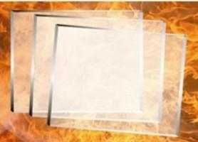 非隔热防火玻璃