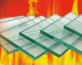 A类防火玻璃