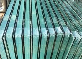 灌浆复合防火玻璃