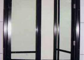 非隔热防火玻璃门