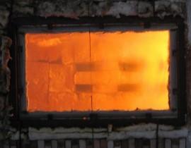 8毫米检测防火玻璃样品定制-成都展成科技