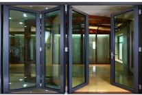写字楼防火玻璃门的特点及应用范围