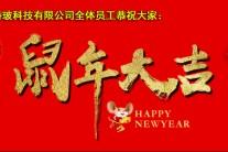 2020年四川大硅科技春节放假通知
