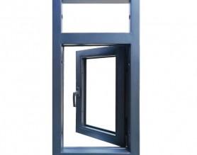 可开启式钢质防火窗