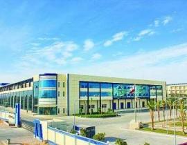 四川青白江巨石集团12mm防火玻璃联合厂房、办公楼装饰工程