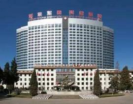 中国人民解放军西部战区总医院机房室防火玻璃隔断案例
