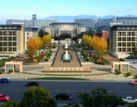 四川省医养专业人才培养护理中心项目图书馆、实训楼防火玻璃门窗工程