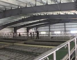 新疆伊宁县自来水厂改扩建12毫米防火防爆玻璃项目