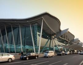 重庆2小时甲级隔热防火玻璃渝北区重庆机场T2航站楼项目
