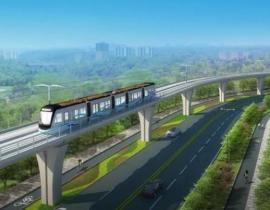 都江堰M-TR客运专线中兴停车场挡烟垂壁项目