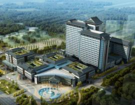 泸州中医院城南医院甲乙级隔热防火玻璃供应案例