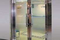甲类防火玻璃门主要使用位置及规格