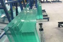 单片防火玻璃钢化流程及参数