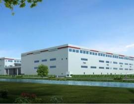 顺丰四川分拨中心产业园玻璃挡烟垂壁定制安装项目