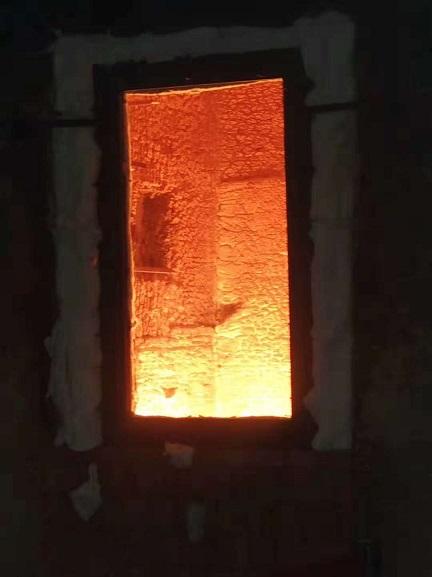 烧检防火玻璃