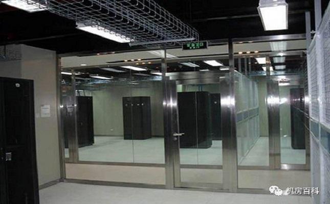 机房3小时防火玻璃隔墙