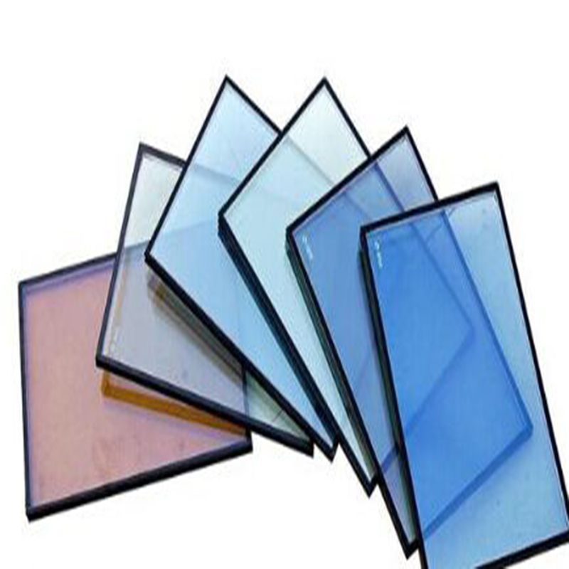 不同low-e膜层颜色